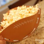 Football Snack Holder