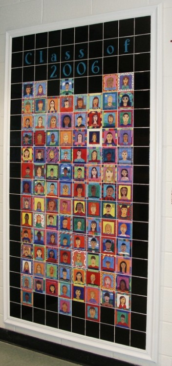 Original Works Tile Wall Gallery