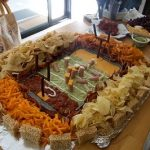 Ultimate Stadium Snack Display