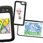 iPhone & Galaxy cell phone covers