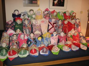 hand made dolls for needed children