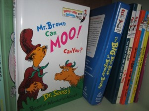 Dr Suess book cover