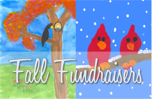 Fall Fundraisers