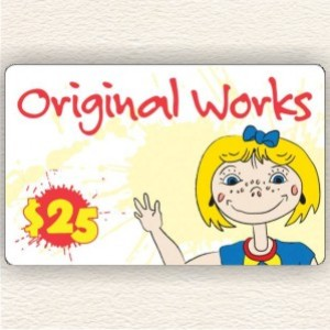 Original Works Gift Card