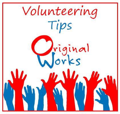 Fundraiser Volunteer Tips