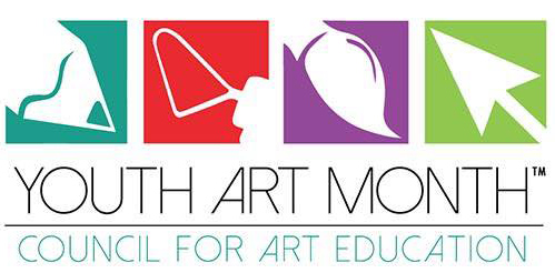 Council for Art Education Celebrate Youth Art Month