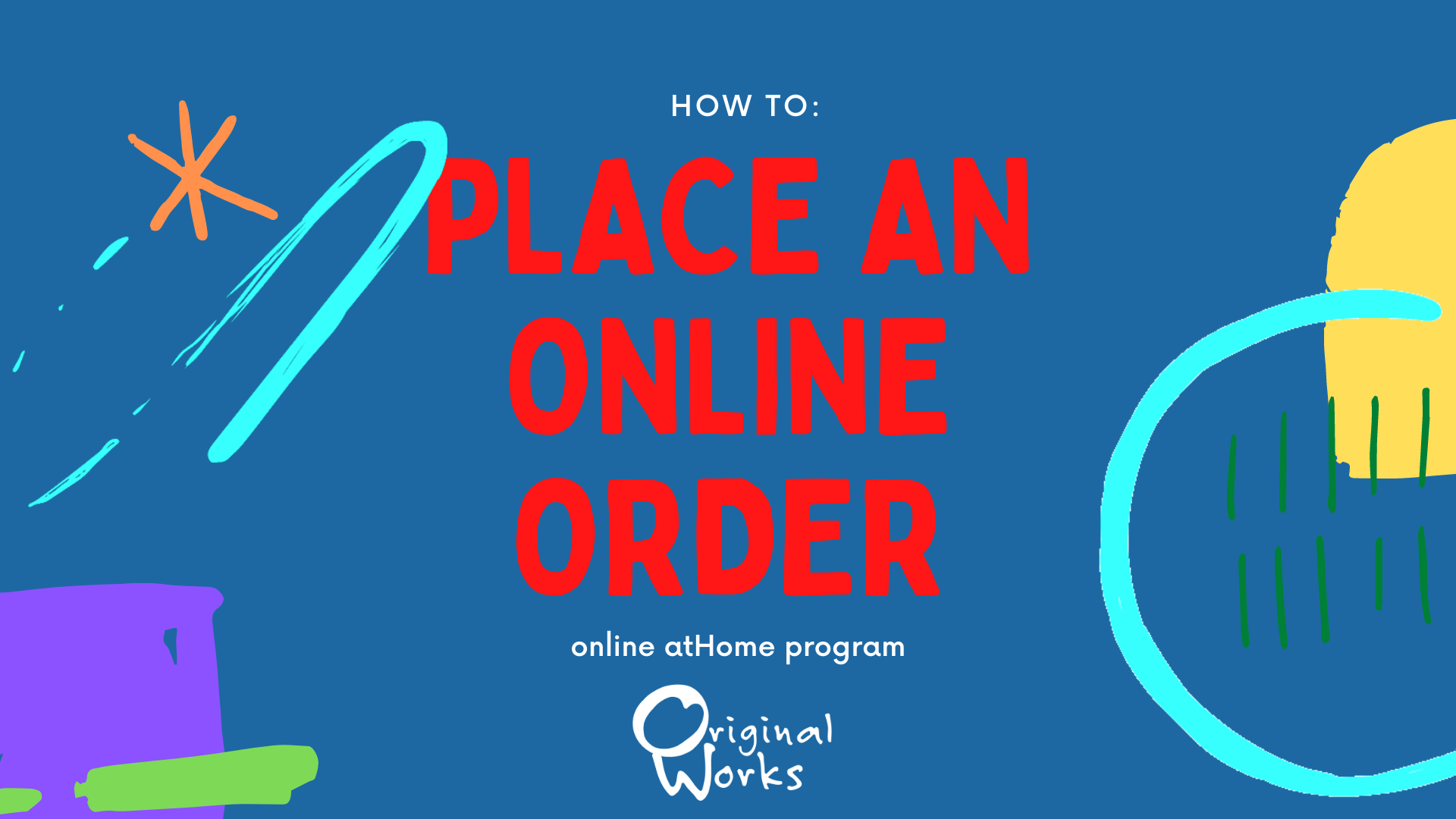 atHome Ordering