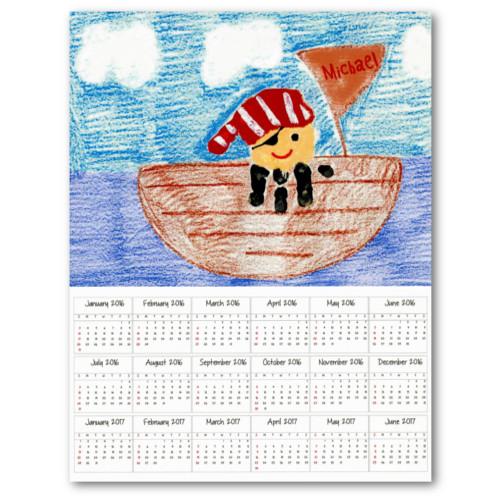 Calendar Magnet