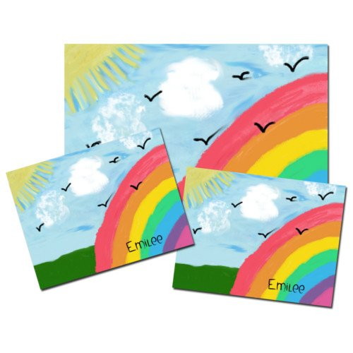 Custom Personalized Magnet Package